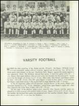 1952 Depew High School Yearbook Page 74 & 75