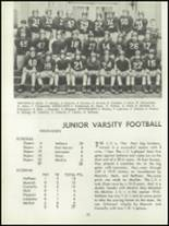 1952 Depew High School Yearbook Page 76 & 77