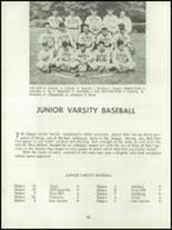 1952 Depew High School Yearbook Page 84 & 85