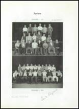 1940 Boys High School Yearbook Page 20 & 21