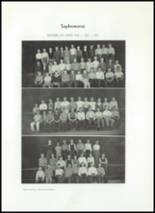 1940 Boys High School Yearbook Page 22 & 23