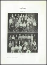 1940 Boys High School Yearbook Page 24 & 25