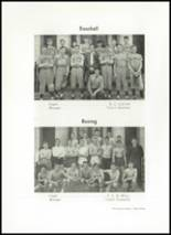 1940 Boys High School Yearbook Page 34 & 35