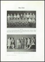 1940 Boys High School Yearbook Page 38 & 39