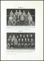 1940 Boys High School Yearbook Page 40 & 41