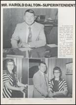 1978 Stinnett High School Yearbook Page 12 & 13
