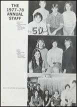 1978 Stinnett High School Yearbook Page 40 & 41