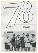1978 Stinnett High School Yearbook Page 42 & 43
