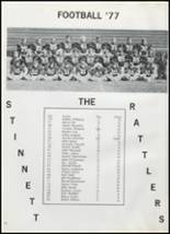 1978 Stinnett High School Yearbook Page 44 & 45
