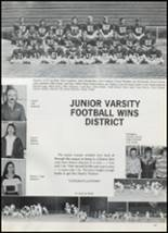 1978 Stinnett High School Yearbook Page 50 & 51