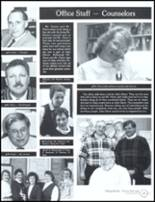 1995 John Glenn High School Yearbook Page 90 & 91