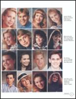 1995 John Glenn High School Yearbook Page 134 & 135