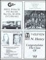 1995 John Glenn High School Yearbook Page 200 & 201