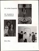 1975 Daniel Webster High School Yearbook Page 26 & 27