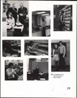 1975 Daniel Webster High School Yearbook Page 30 & 31