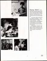 1975 Daniel Webster High School Yearbook Page 34 & 35