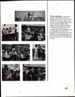 1975 Daniel Webster High School Yearbook Page 42 & 43