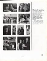 1975 Daniel Webster High School Yearbook Page 46 & 47