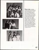1975 Daniel Webster High School Yearbook Page 48 & 49