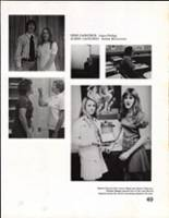 1975 Daniel Webster High School Yearbook Page 50 & 51