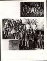 1975 Daniel Webster High School Yearbook Page 56 & 57