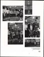 1975 Daniel Webster High School Yearbook Page 62 & 63