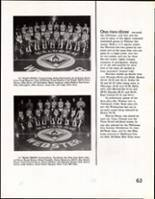 1975 Daniel Webster High School Yearbook Page 64 & 65