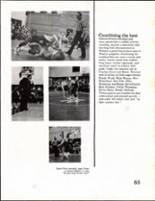 1975 Daniel Webster High School Yearbook Page 66 & 67