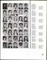 1975 Daniel Webster High School Yearbook Page 80 & 81