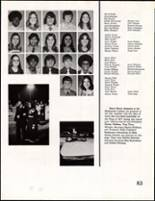 1975 Daniel Webster High School Yearbook Page 84 & 85