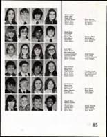 1975 Daniel Webster High School Yearbook Page 86 & 87