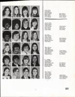1975 Daniel Webster High School Yearbook Page 90 & 91