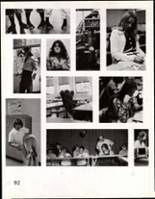 1975 Daniel Webster High School Yearbook Page 94 & 95