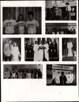 1975 Daniel Webster High School Yearbook Page 104 & 105