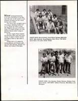 1975 Daniel Webster High School Yearbook Page 126 & 127