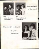 1975 Daniel Webster High School Yearbook Page 132 & 133