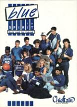 1991 Yearbook Lake View High School