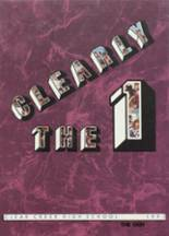 1991 Yearbook Clear Creek High School