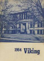 1954 Yearbook Coeur d' Alene High School