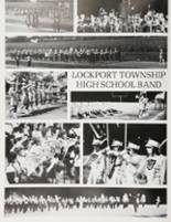 1979 Lockport Township High School Yearbook Page 150 & 151