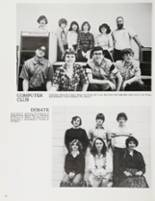 1979 Lockport Township High School Yearbook Page 154 & 155