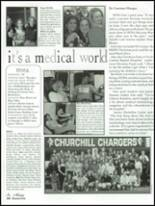 1998 Churchill High School Yearbook Page 290 & 291