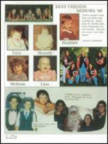 1998 Churchill High School Yearbook Page 398 & 399