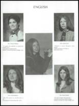 1974 Plainfield High School Yearbook Page 16 & 17