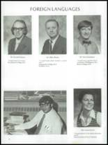 1974 Plainfield High School Yearbook Page 20 & 21