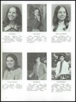 1974 Plainfield High School Yearbook Page 34 & 35