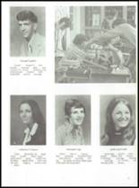1974 Plainfield High School Yearbook Page 38 & 39