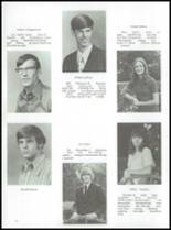 1974 Plainfield High School Yearbook Page 48 & 49