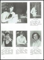 1974 Plainfield High School Yearbook Page 52 & 53