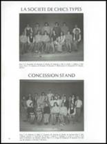1974 Plainfield High School Yearbook Page 82 & 83